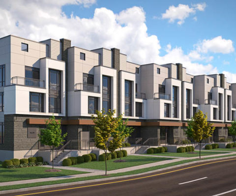 SF3 Townhome Collection